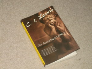 Screwtape Letters book